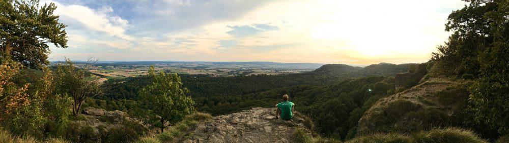 Hohenstein: Was für ein Ausblick!