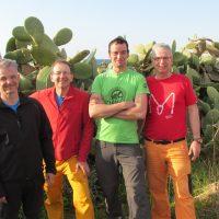Carsten, Klaus, Markus, Siegfried