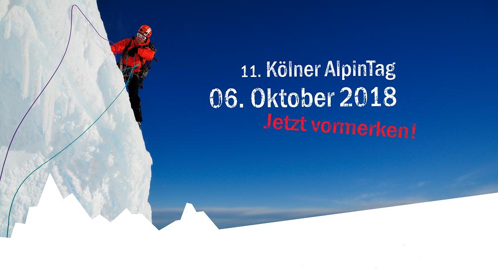 Trailer des 11. Kölner Alpintages